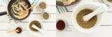 Салат з баклажанів з нутом