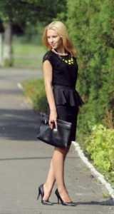 Спідниця плюс туфлі: модне поєднання для спідниці-олівець