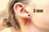 Як роблять тунелі у вухах: опис процедури, способи та особливості