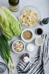 Хрусткий азіатський салат з локшиною
